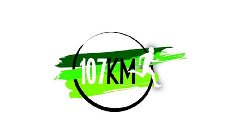 107km
