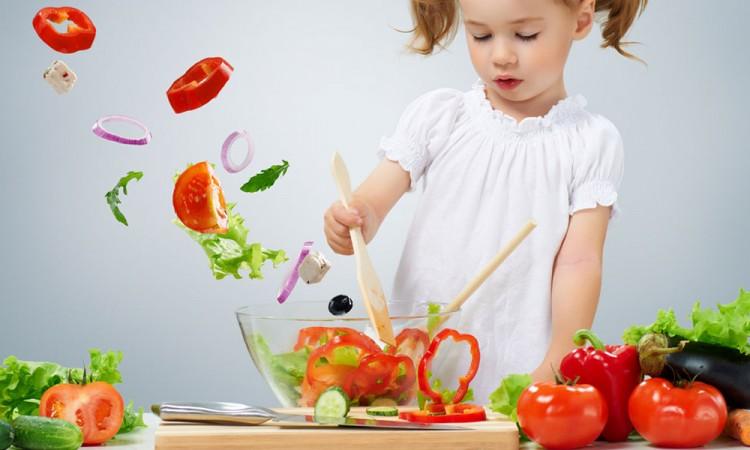 Tallers d'alimentació saludable per infants, aprèn a menjar sa divertint-te.