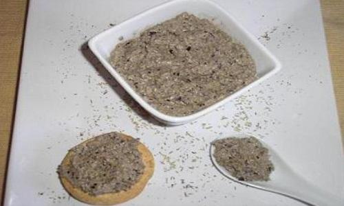 Caviar vegetal