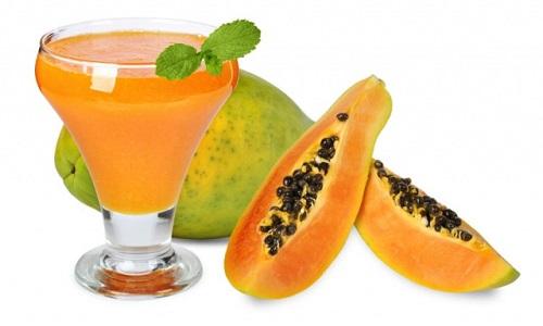 beguda iso papaya