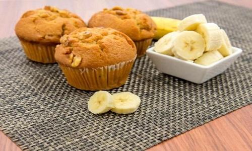 Muffins-de-banana