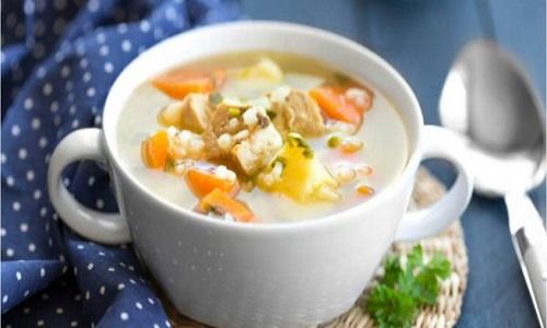 sopa pollastre